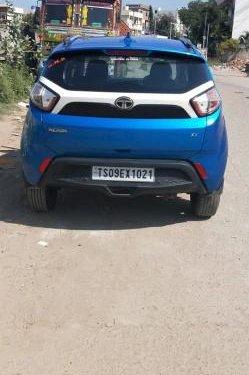 2017 Tata Nexon 1.5 Revotorq XZ Plus Dual Tone MT in Hyderabad