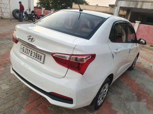 Used Hyundai Xcent 2017 MT for sale in Jamnagar