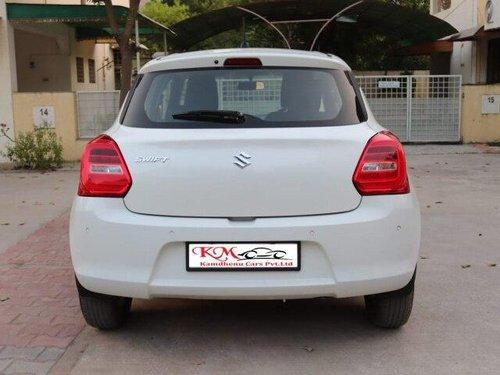 2018 Maruti Suzuki Swift AMT ZXI AT in Ahmedabad