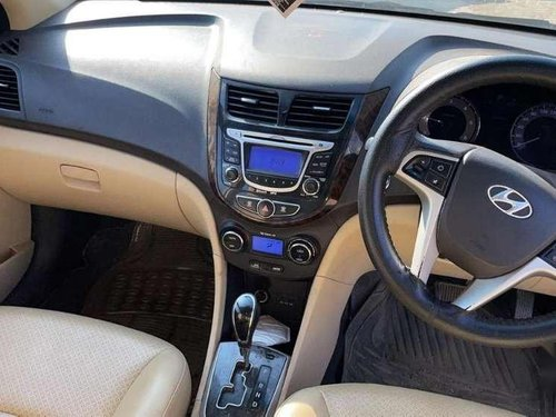 2011 Hyundai Verna 1.6 CRDi SX AT for sale in Nashik