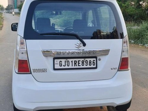 2014 Maruti Suzuki Wagon R Stingray MT for sale in Ahmedabad