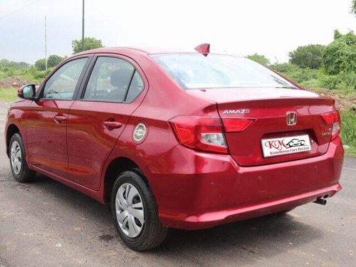 2018 Honda Amaze S Petrol MT in Ahmedabad