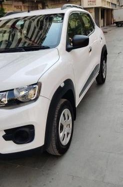 Renault Kwid RXL 2017 MT for sale in Ahmedabad