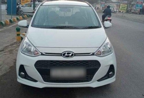 Hyundai Grand i10 Sportz 2017 MT in Ghaziabad-14