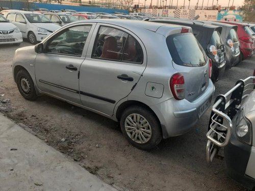 Used 2010 Nissan Micra XE Plus MT for sale in Hyderabad