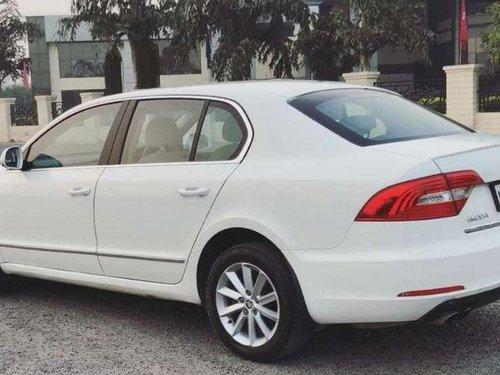 Used 2014 Skoda Superb MT for sale in Faridabad