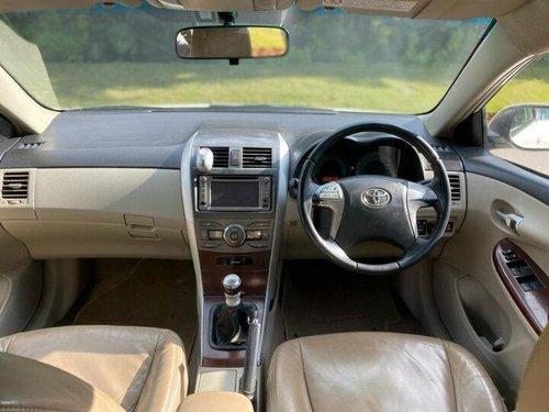 Toyota Corolla Altis Diesel D4DG 2012 MT in Hyderabad