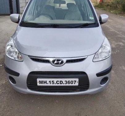 2009 Hyundai i10 Sportz 1.1L MT for sale in Nashik