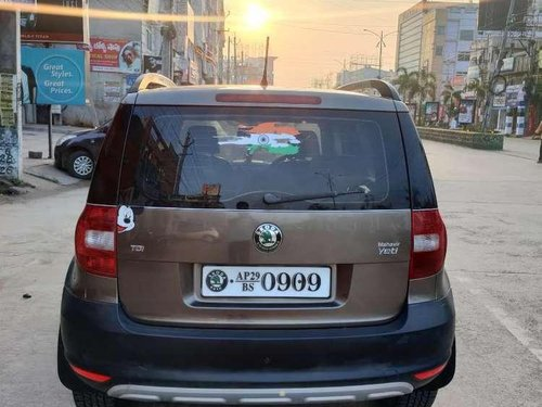 Used Skoda Yeti 2012 MT for sale in Ongole