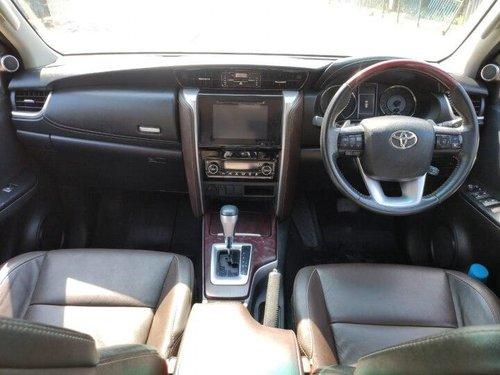 2018 Toyota Fortuner 2.8 2WD AT in Mumbai