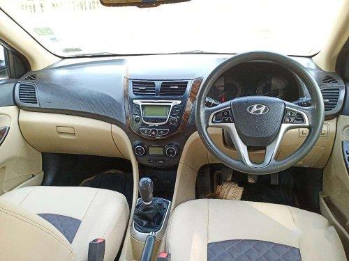 Hyundai Verna Fluidic 1.6 CRDi SX, 2013, Diesel MT in Mumbai