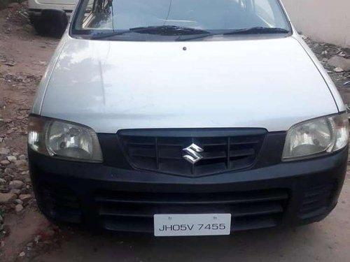 2008 Maruti Suzuki Alto MT for sale in Jamshedpur