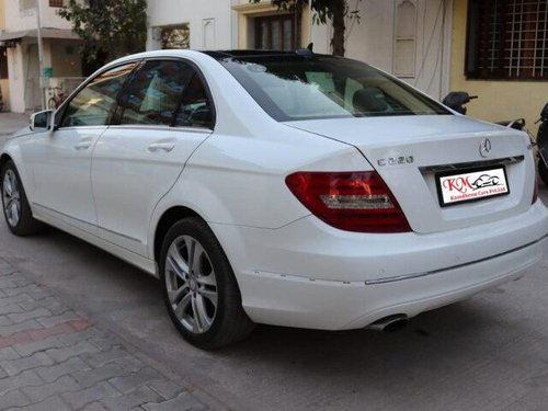 2013 Mercedes Benz C-Class 220 AT in Ahmedabad