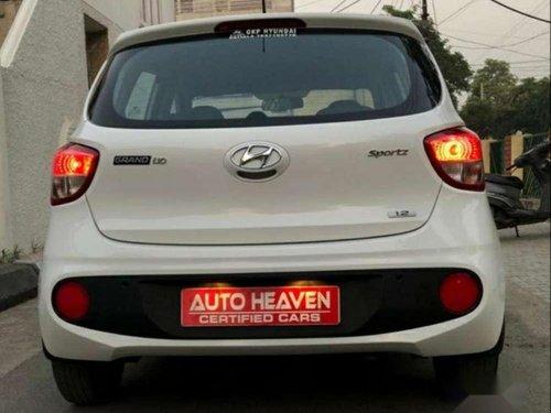 Used 2017 Hyundai Grand i10 MT for sale in Ludhiana