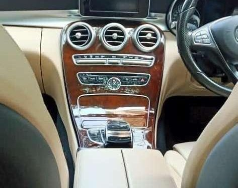 Mercedes Benz C-Class 2015 AT for sale in Kolkata