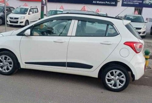 Hyundai Grand i10 Sportz 2017 MT in Ghaziabad-5