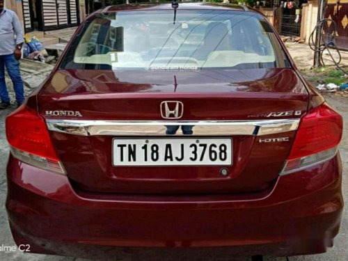 2016 Honda Amaze MT for sale in Chennai
