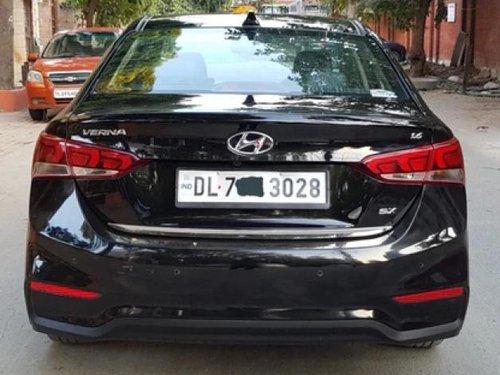 Hyundai Verna 2018 MT for sale in New Delhi