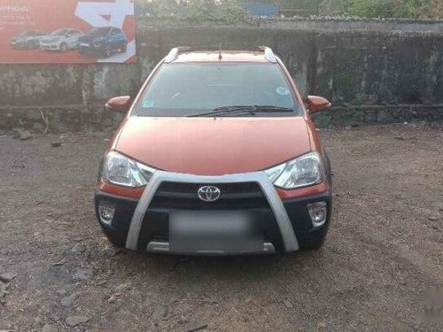 Toyota Etios Cross 1.2L G 2015 MT for sale in Thane