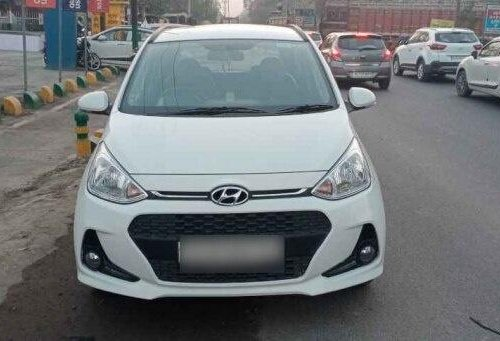 Hyundai Grand i10 Sportz 2017 MT in Ghaziabad-2