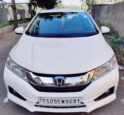 Honda City i-VTEC VX 2016 MT in Hyderabad