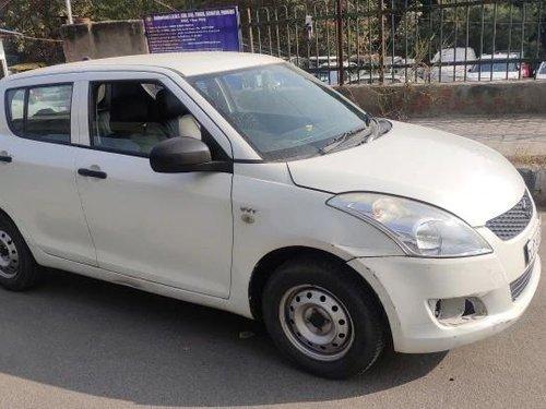 Used Maruti Suzuki Swift LXI 2012 MT in New Delhi
