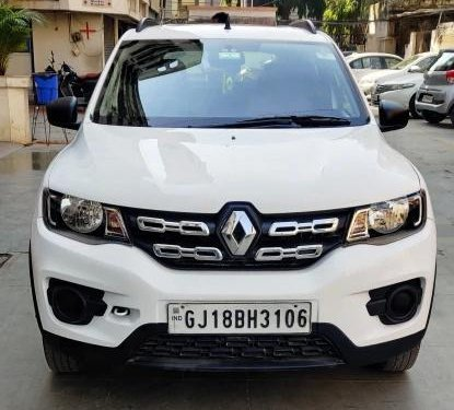 Renault Kwid RXL 2017 MT for sale in Ahmedabad-17