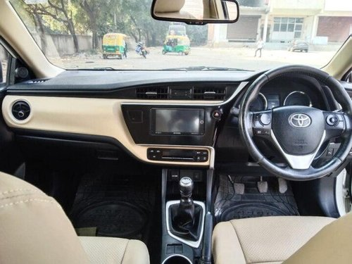 2017 Toyota Corolla Altis D-4D G MT for sale in Faridabad