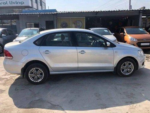 2012 Volkswagen Vento 1.6 Comfortline MT in Pune