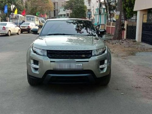 Land Rover Range Evoque Dynamic SD4, 2013, Petrol AT in Coimbatore