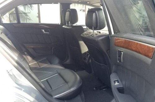 2012 Mercedes-Benz E-Class Elegance 220 CDI AT in Coimbatore