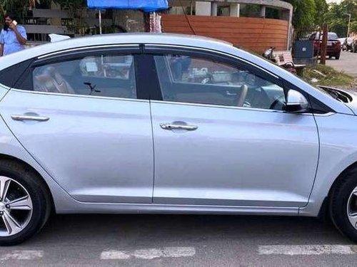 Hyundai Verna CRDi 1.6 SX Option, 2019, Diesel MT in Ahmedabad