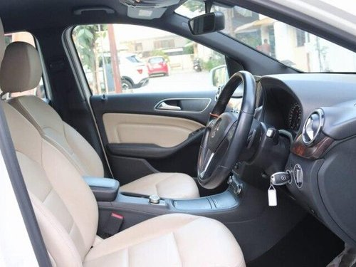 2013 Mercedes Benz B Class AT for sale in Ahmedabad