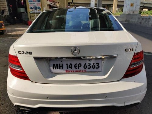 Used 2014 Mercedes Benz C-Class 220 CDI AT in Pune