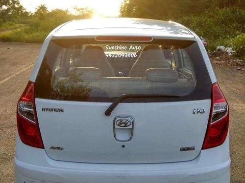 Hyundai i10 Sportz 1.2 2011 AT for sale in Mumbai