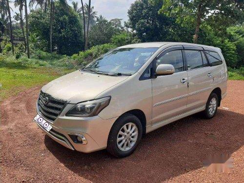 2012 Toyota Innova MT for sale in Kannur