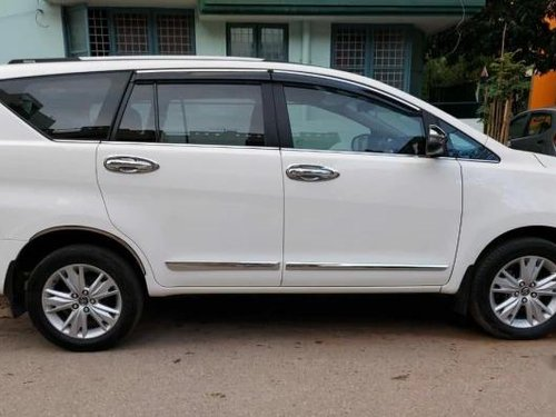 2018 Toyota Innova Crysta 2.8 ZX AT BSIV in Bangalore