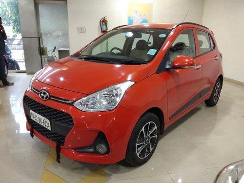 2018 Hyundai Grand i10 1.2 Kappa Asta MT in Chennai