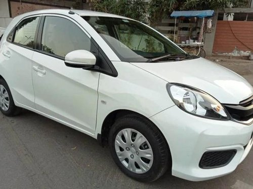 Used 2018 Honda Brio 1.2 S MT for sale in Ahmedabad