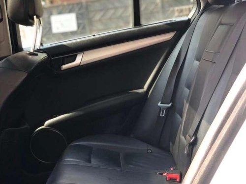 2012 Mercedes Benz C-Class AT for sale in Nagpur