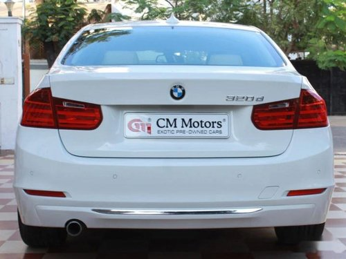 2015 BMW 3 Series 320d Luxury Line AT in Ahmedabad