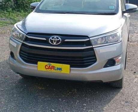 2017 Toyota Innova Crysta MT in Thiruvananthapuram