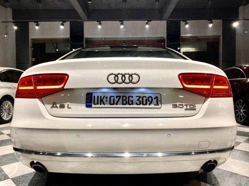2014 Audi A8 L 3.0 TDI quattro AT in New Delhi