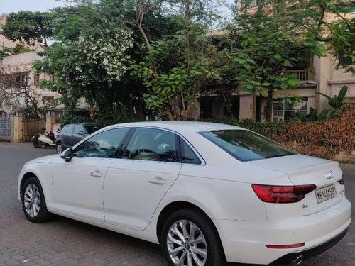 2017 Audi A4 AT for sale in Mumbai