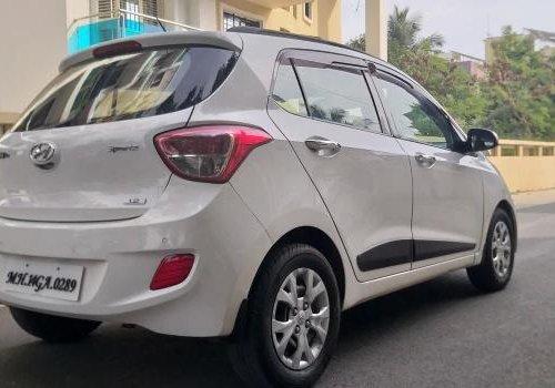 2017 Hyundai Grand i10 1.2 Kappa Sportz MT in Nashik