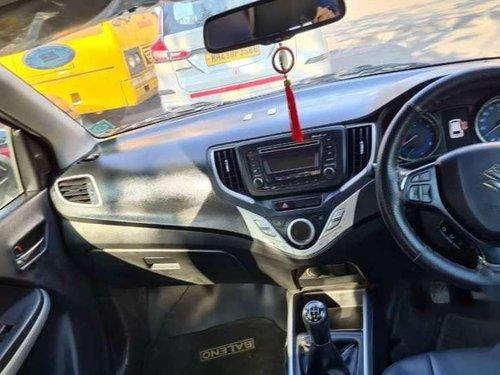 2016 Maruti Suzuki Baleno Petrol MT for sale in Kalyan