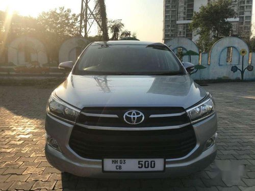 Toyota INNOVA CRYSTA 2.4 GX 8S, 2016, Diesel MT in Mumbai