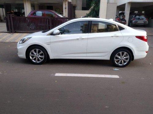 2013 Hyundai Verna 1.6 SX CRDi (O) MT in Ahmedabad