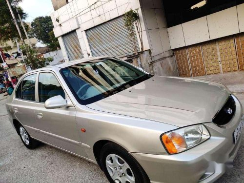 Hyundai Accent GLE 2008 MT for sale in Hyderabad