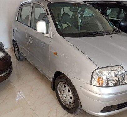 Hyundai Santro Xing Version GLS LPG 2010 MT in Pune